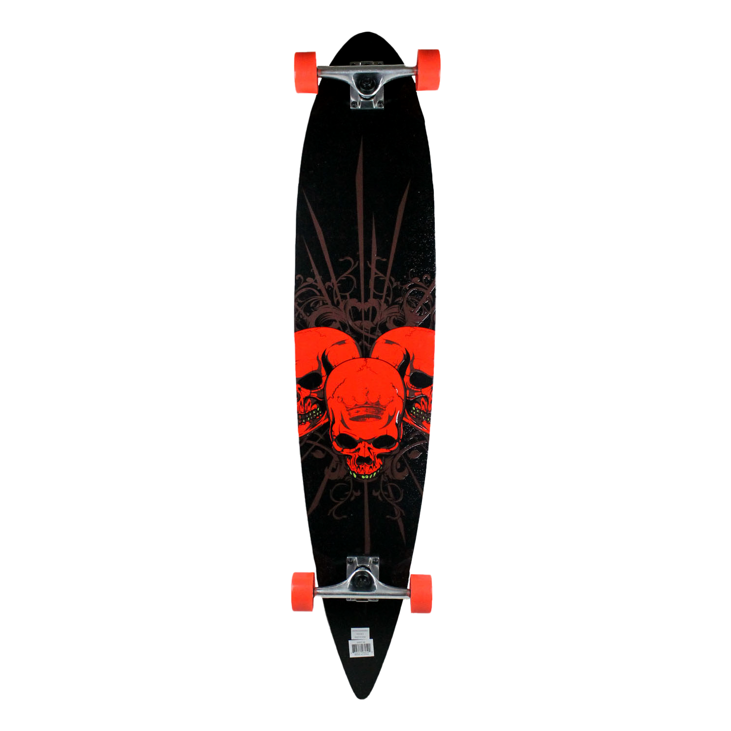 Krown Longboard Complete Pintail 3 Amigos 9″ x 43″