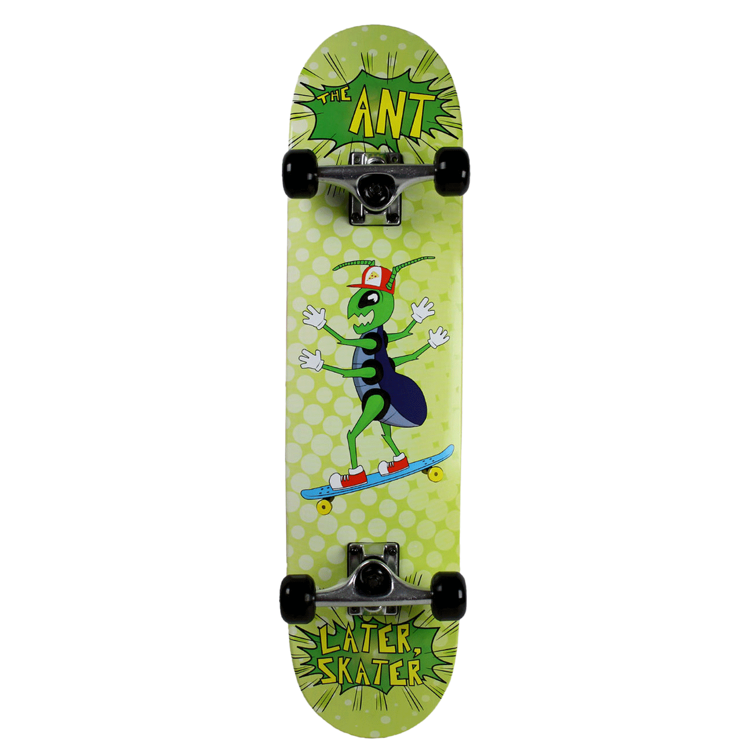 Krown Complete Super Bug The Ant Green 7.25″ & 7.5″