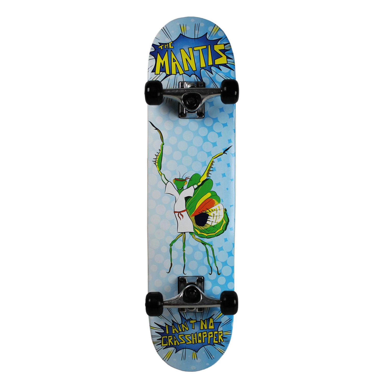 Krown Complete Super Bug The Mantis Blue 7.25″ & 7.5″