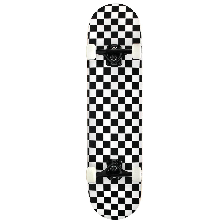 Krown KPC Complete Checker Black/White 7.75″
