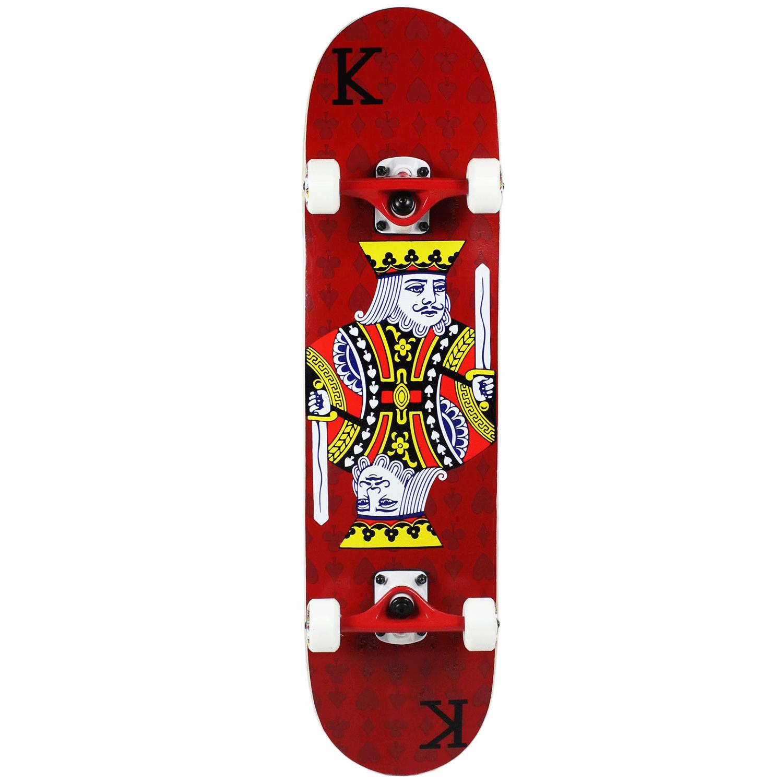 Krown KPC Complete Red King 7.75″