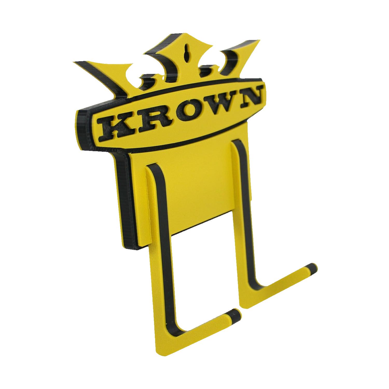 Krown Wall Mount Yellow/Black