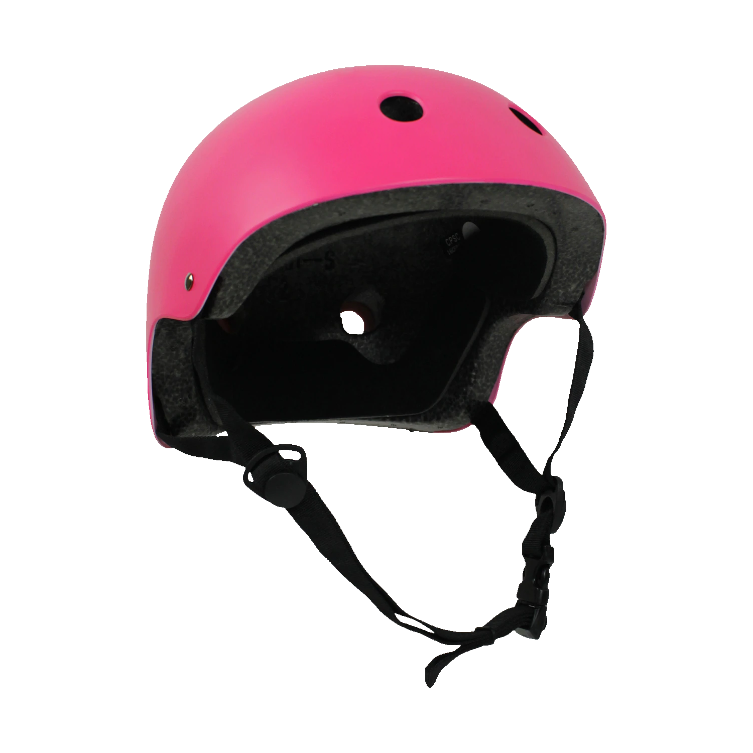 CPSC Skateboard Fitness Helmet Pink Youth Size Youth