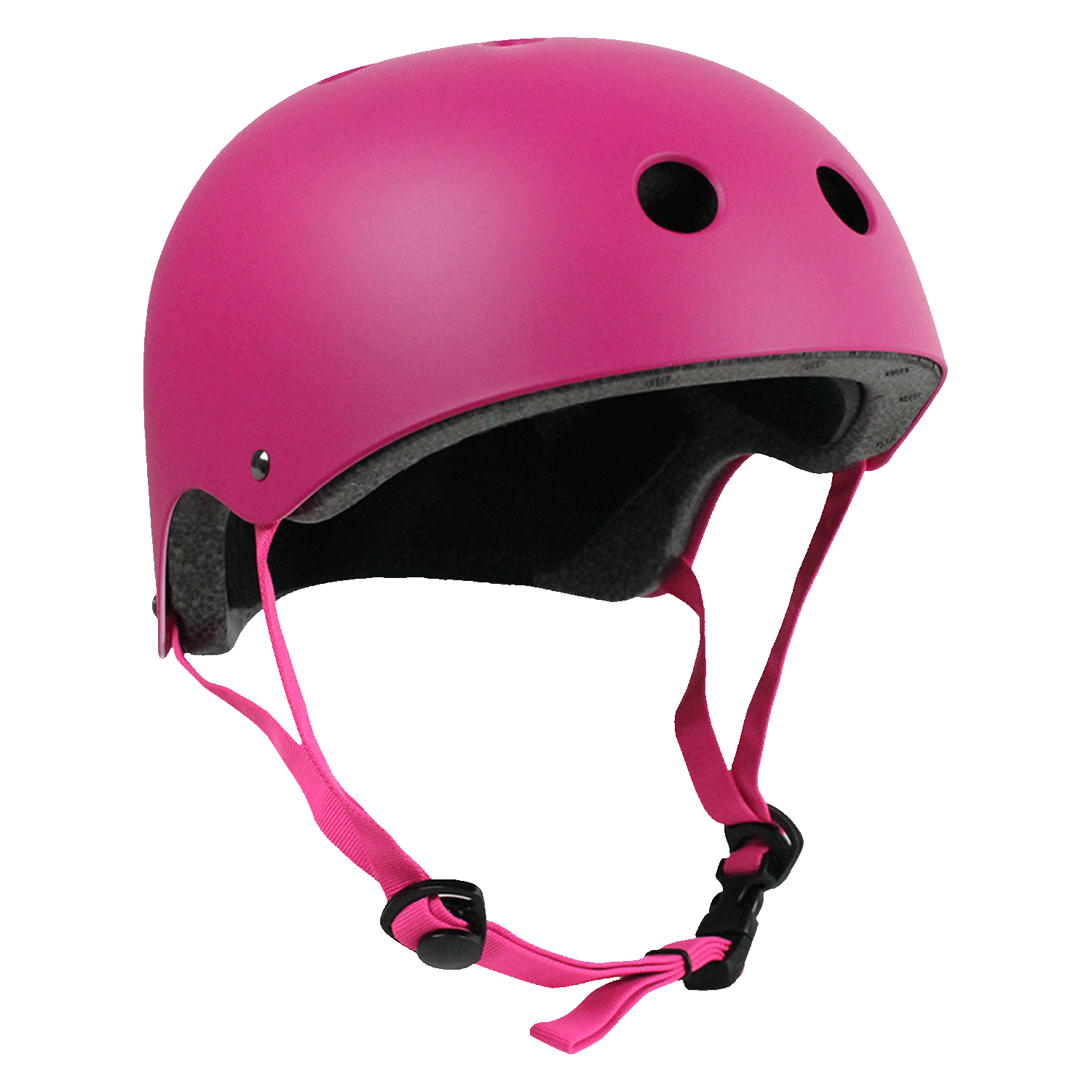 Krown Adult Skateboard Helmet Purple/Pink OSFA